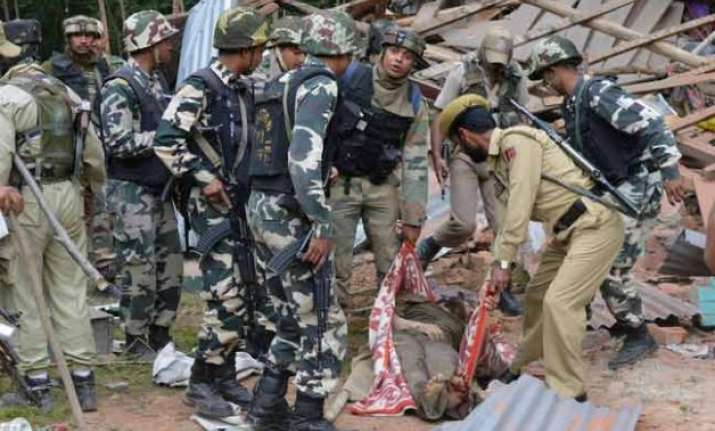 two militants killed in shopian