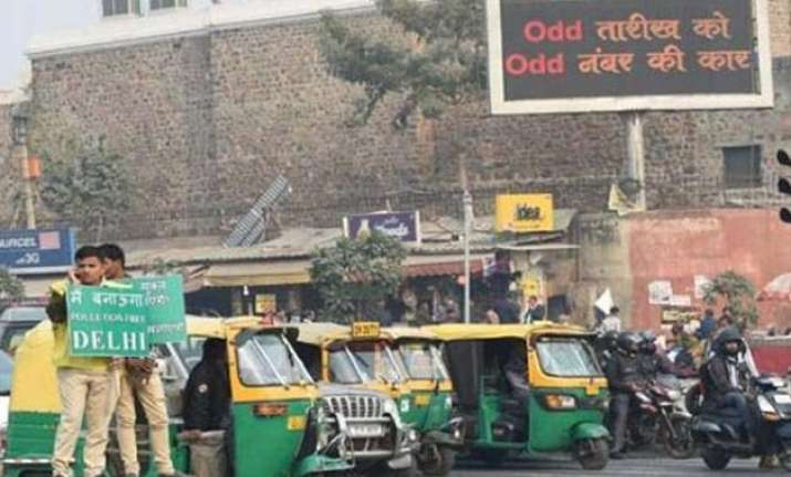 odd even 15 day trial period ends today govt hints at