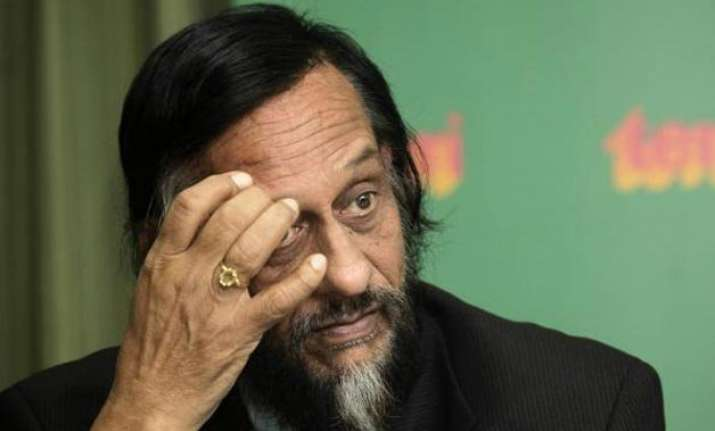 teri director rk pachauri informs court about his arrival