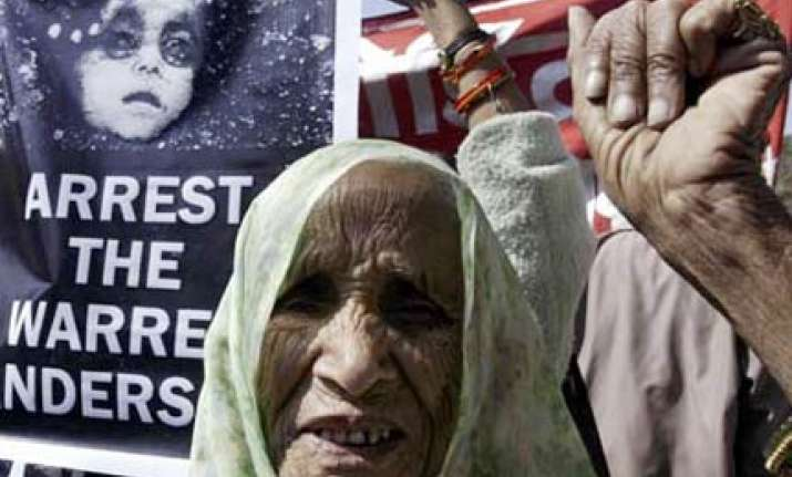 rs 1 500 crore package for bhopal gas victims