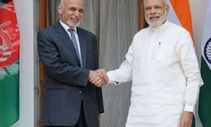 ties with india foundational reassures afghan prez