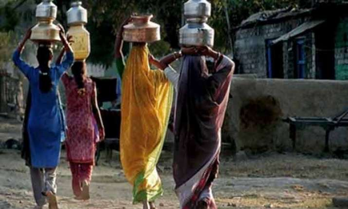 46 million indians forced to drink contaminated water