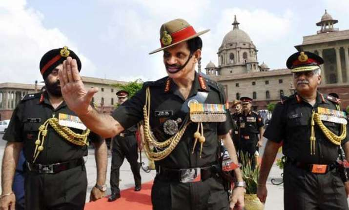 indian army capable of any kind of operation army chief
