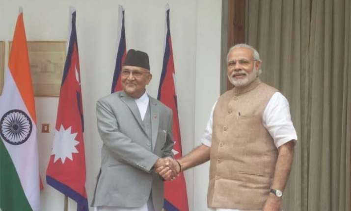 purpose of my visit is to clear misunderstanding with india