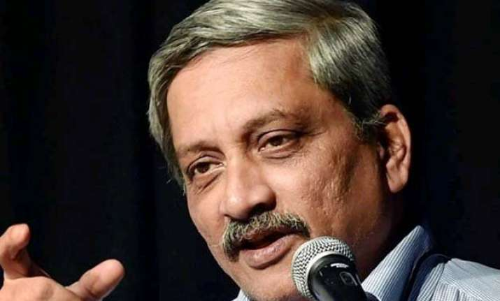 india to train defence personnel of 38 countries manohar