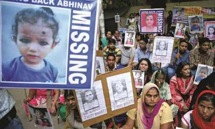 3 889 kids went missing in delhi from jan june 21 daily