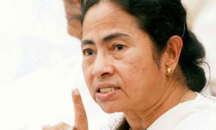 malda violence was a quarrel between locals and bsf mamata