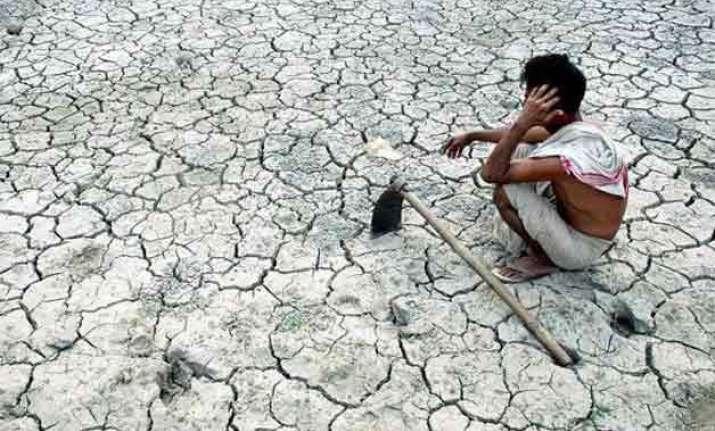 debt ridden farmer hangs self in telangana