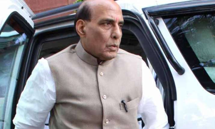 rajnath singh s relative shot dead in varanasi