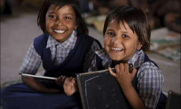 poor urban children of india
