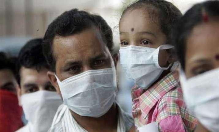 nearly 100 fresh cases of swine flu in delhi
