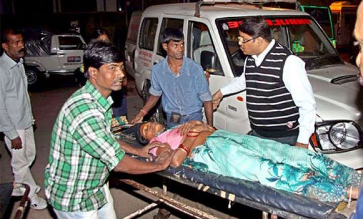 patna stampede bihar asks ndrf why it was absent at hospital