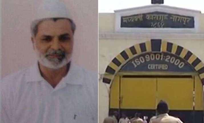 1993 mumbai blasts convict yakub memon hanged in nagpur jail