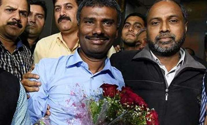 prime minister modi saved me says released priest father