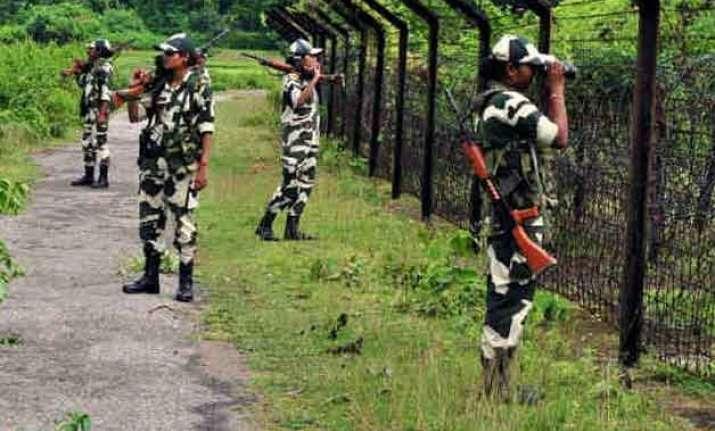 uneasy calm returns to jammu border