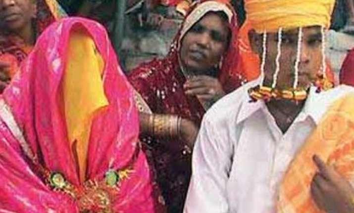 samajwadi mp organises child marriages in up