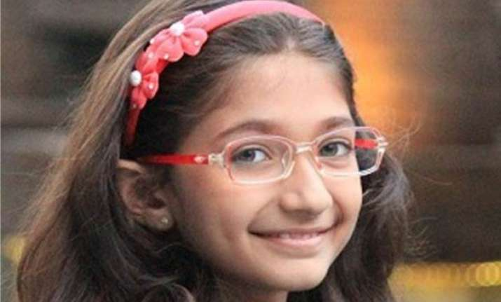 10 year old girl becomes youngest indian tedx speaker