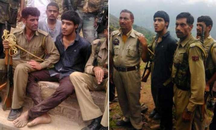 j k terror attack 1 militant caught alive all hostages freed