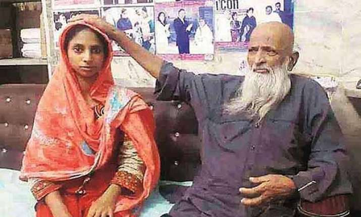 geeta deaf mute girl stranded in pak denies she is married