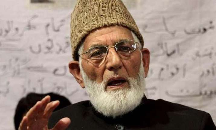 separatist leaders not to call for strike on martyrs day
