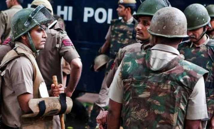 just 250 bulletproof vests for 90 000 delhi cops