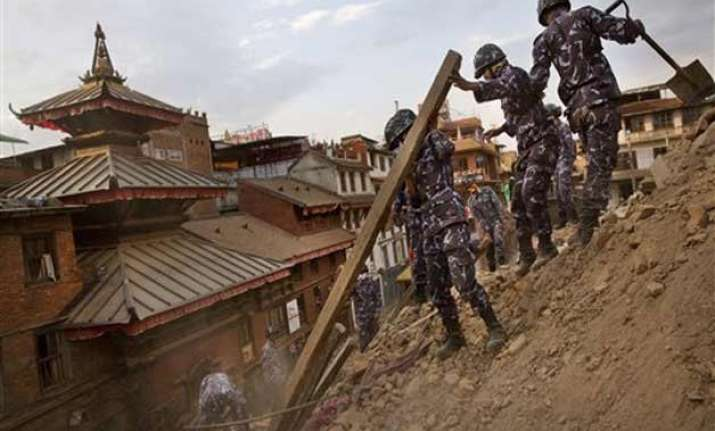 rss to join rescue relief operations in nepal