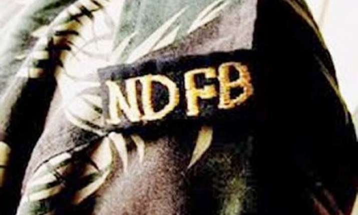 ndfb s platoon commander killed in encounter in kokrajhar