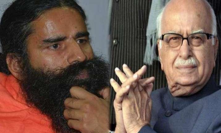 advani ramdev to get padma awards