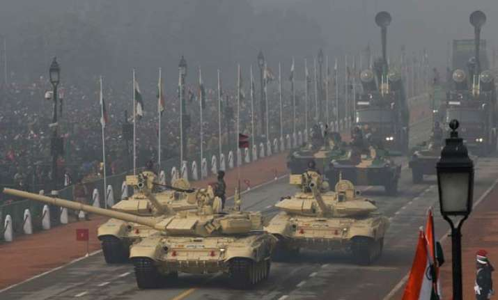 india displays military precision glimpses of heritage at