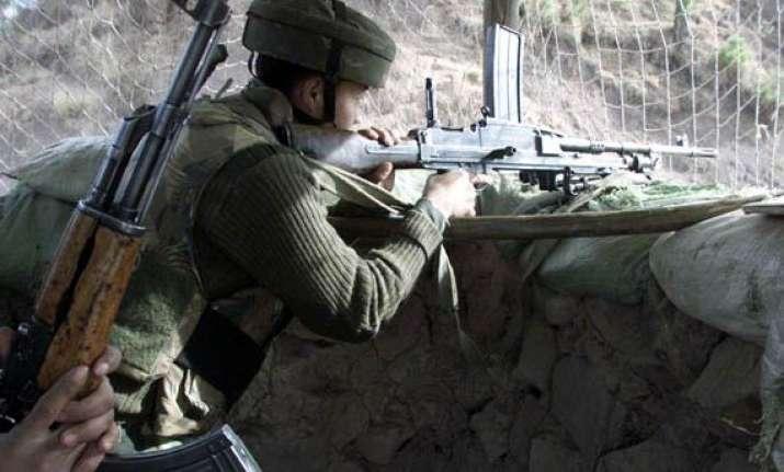 pakistani army resumes unprovoked firing along loc