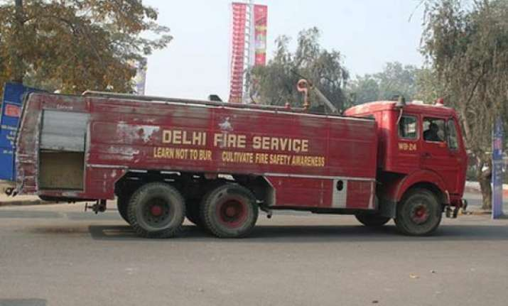gps to be installed in fire tenders to reduce response time