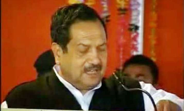 bjp rss accuse congress of conspiracy in ajmer blast case