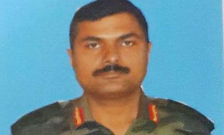 colonel mn rai martyred in kashmir leaves behind a touching
