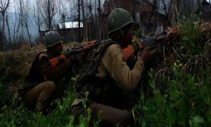 militants attack kathua police station two killed 9 injured