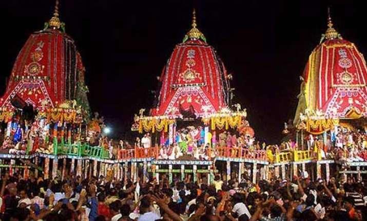 the gods of jagannath get new bodies in puri