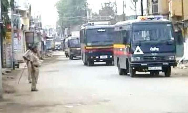 situation tense in bareilly more areas under curfew