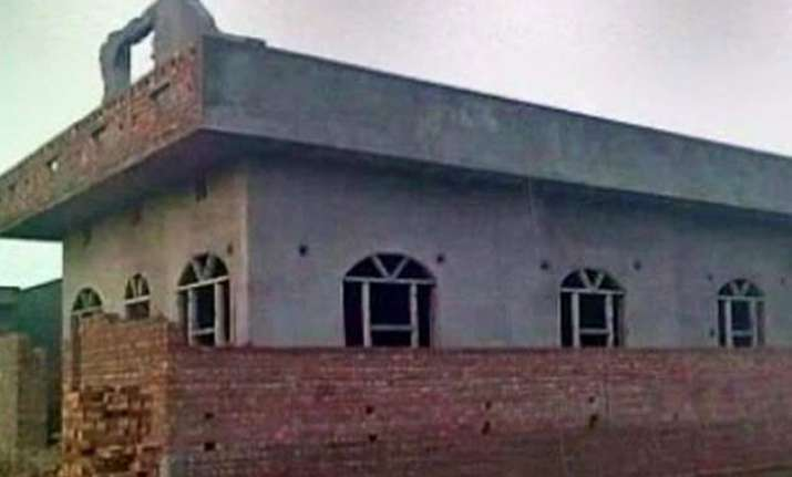 police detains two in hisar church attack case