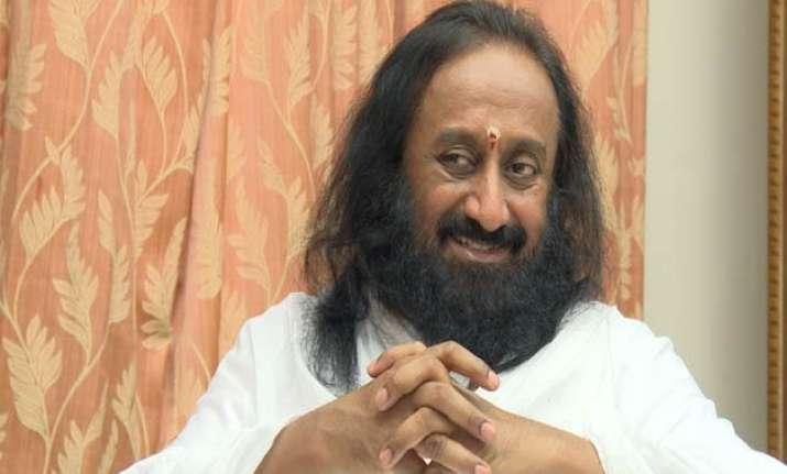 spiritual guru sri sri ravi shankar receives death threats