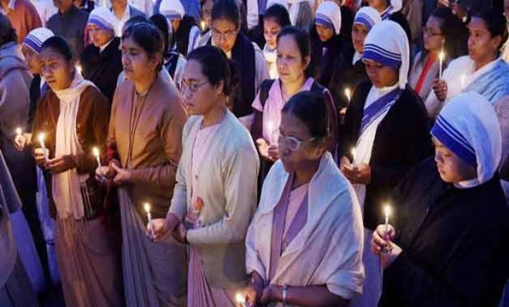 no arrest yet in nun rape case more detained
