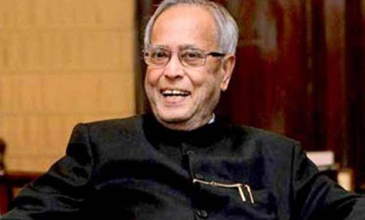 on 79th birthday president pranab mukherjee to unveil