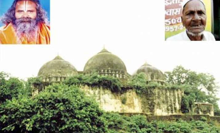 three main parties to ayodhya suit meet discuss a formula