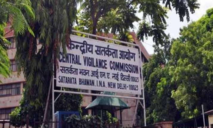 govt departments selective approach in graft cases irks cvc