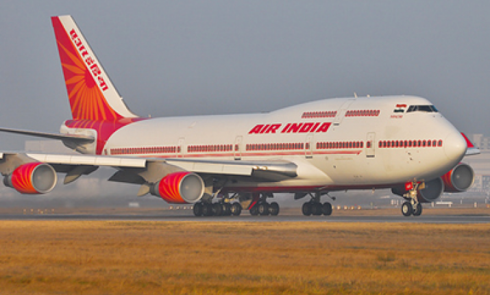 bomb threat to air india flight sparks security alert