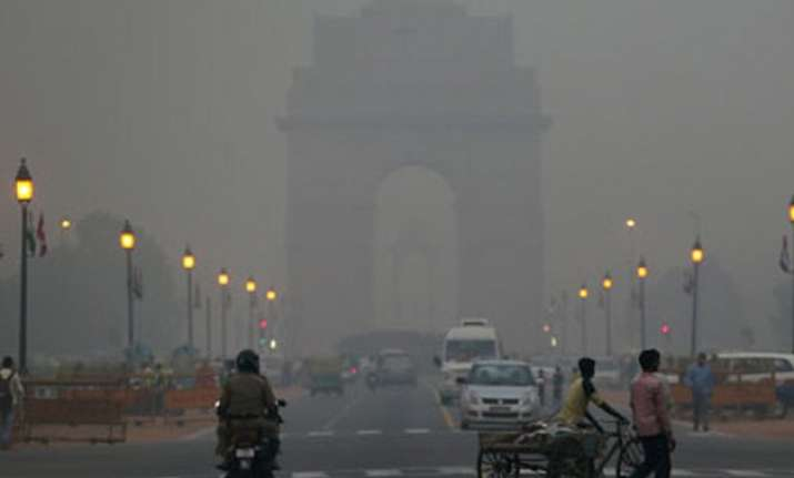 delhi 20 pc increase in air pollution in last three years