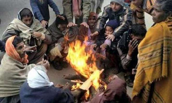 cold wave continues in bihar