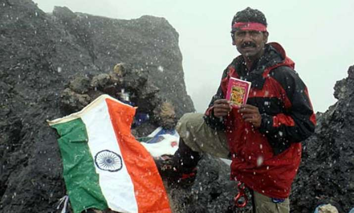 missing ace indian mountaineer malli mastan babu found dead