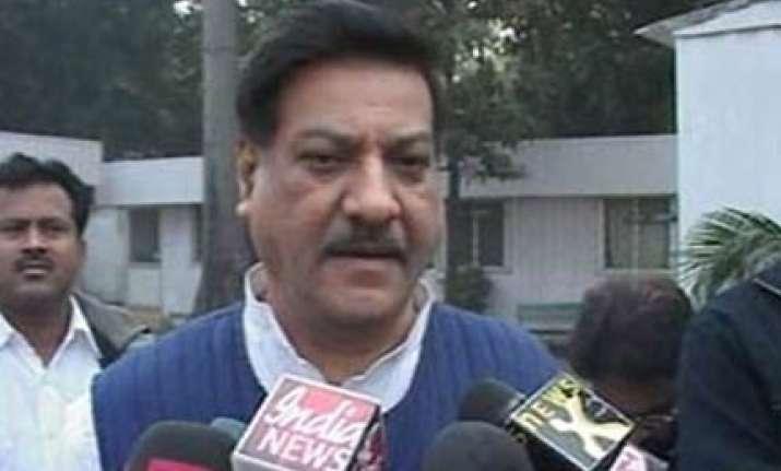 maha cm designate arrives in mumbai likely to meet governor