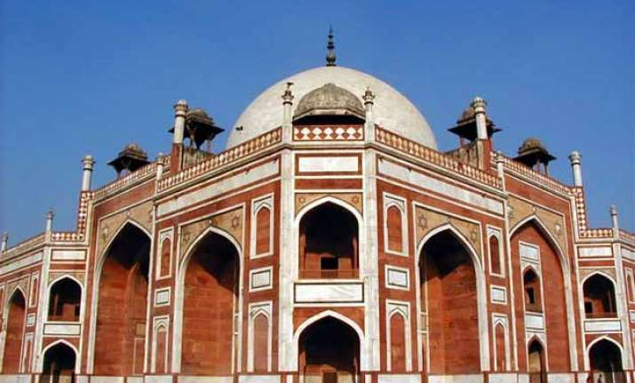 humayun s tomb will be model for monuments globally aga khan