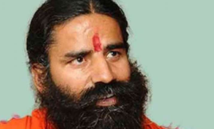government rejects baba ramdev s bid to take over khadi