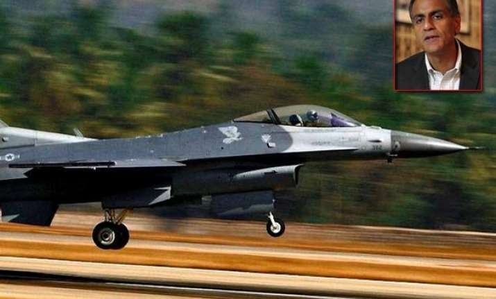 f 16 sale part of legacy announcement richard verma